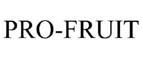 PRO-FRUIT