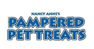 NANCY ANNE'S PAMPERED PET TREATS