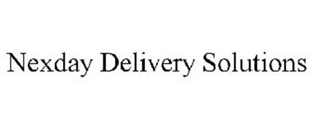 NEXDAY DELIVERY SOLUTIONS