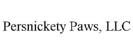 PERSNICKETY PAWS, LLC