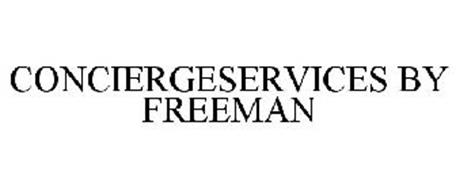 CONCIERGESERVICES BY FREEMAN