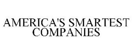 AMERICA'S SMARTEST COMPANIES