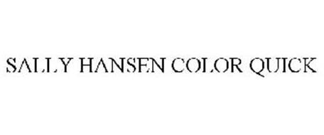 SALLY HANSEN COLOR QUICK