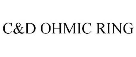 C&D OHMIC RING