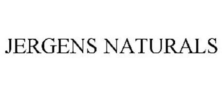 JERGENS NATURALS