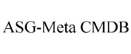 ASG-META CMDB