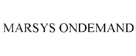 MARSYS ONDEMAND