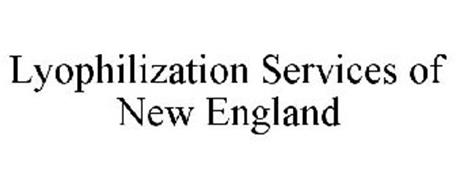 LYOPHILIZATION SERVICES OF NEW ENGLAND
