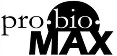 PRO ·BIO· MAX