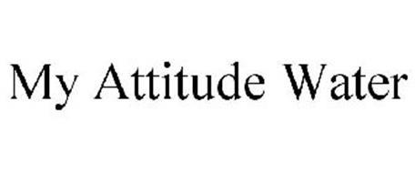 MY ATTITUDE WATER