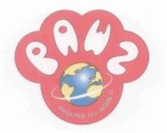 PAWZ AROUND THE WORLD