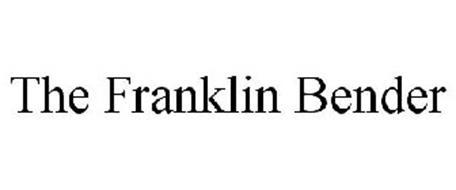 THE FRANKLIN BENDER