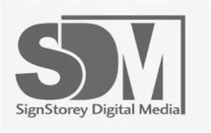 SDM SIGNSTOREY DIGITAL MEDIA