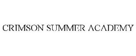 CRIMSON SUMMER ACADEMY