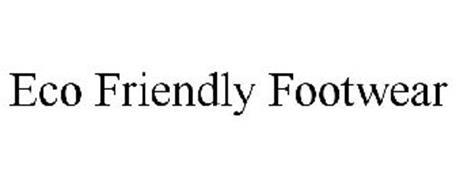 ECO FRIENDLY FOOTWEAR