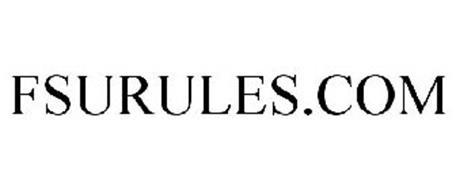 FSURULES.COM