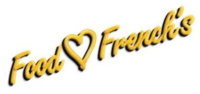 FOOD FRENCH'S
