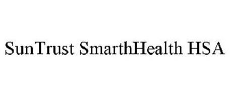 SUNTRUST SMARTHHEALTH HSA