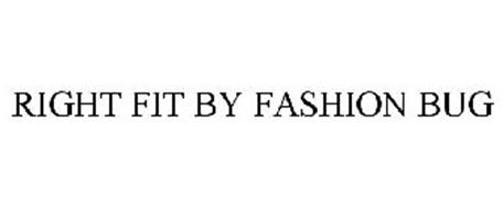 RIGHT FIT BY FASHION BUG