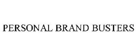PERSONAL BRAND BUSTERS