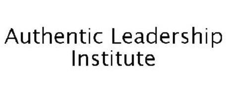 AUTHENTIC LEADERSHIP INSTITUTE