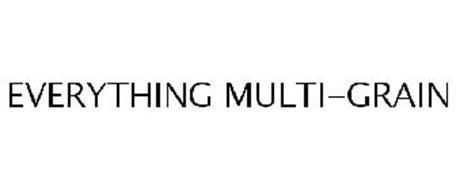EVERYTHING MULTI-GRAIN