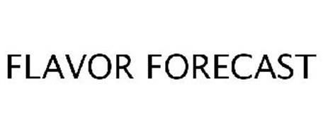 FLAVOR FORECAST