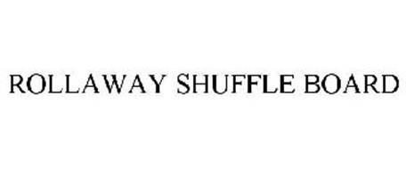 ROLLAWAY SHUFFLE BOARD