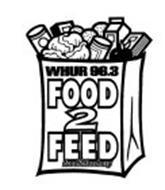 WHUR 96.3 FOOD 2 FEED FOOD2FEED.ORG