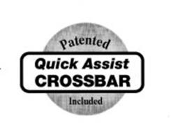 QUICK ASSIST CROSSBAR PATENTED INCLUDED