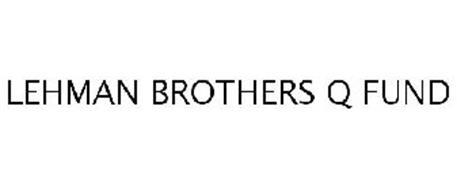 LEHMAN BROTHERS Q FUND