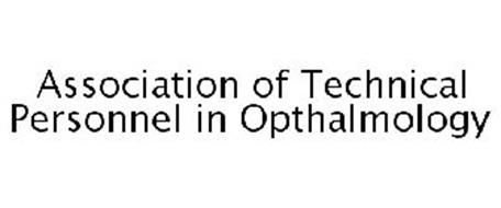 ASSOCIATION OF TECHNICAL PERSONNEL IN OPTHALMOLOGY