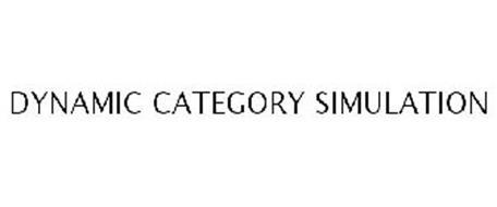 DYNAMIC CATEGORY SIMULATION