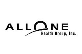 ALLONE HEALTH GROUP, INC.