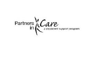 PARTNERS IN CARE A TREATMENT SUPPORT PROGRAM