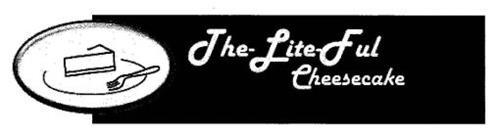 THE-LITE-FUL CHEESECAKE
