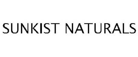 SUNKIST NATURALS