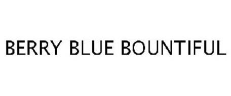 BERRY BLUE BOUNTIFUL