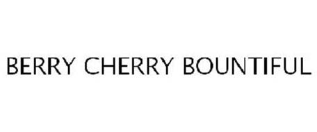 BERRY CHERRY BOUNTIFUL