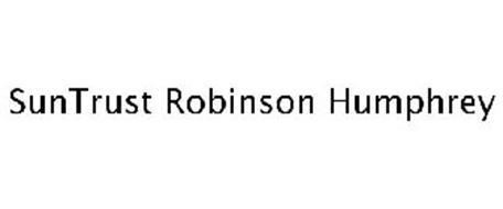 SUNTRUST ROBINSON HUMPHREY