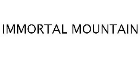 IMMORTAL MOUNTAIN