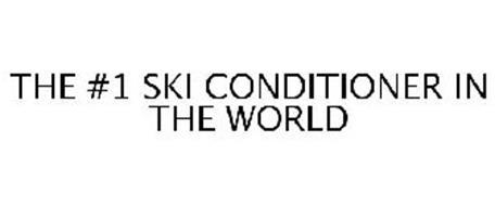 THE #1 SKI CONDITIONER IN THE WORLD