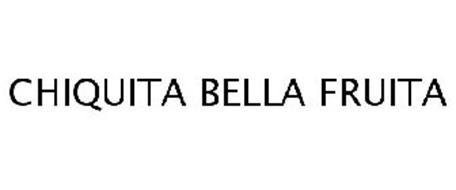 CHIQUITA BELLA FRUITA
