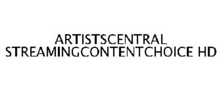 ARTISTSCENTRAL STREAMINGCONTENTCHOICE HD