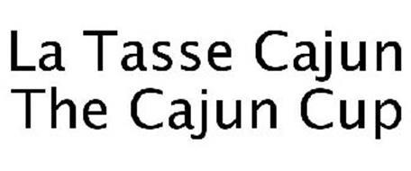 LA TASSE CAJUN THE CAJUN CUP