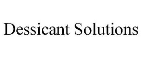 DESSICANT SOLUTIONS