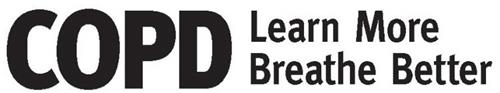 COPD LEARN MORE BREATHE BETTER