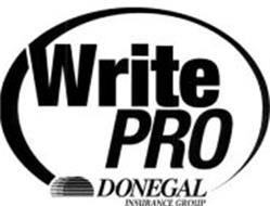 WRITE PRO AND DONEGAL INSURANCE GROUP