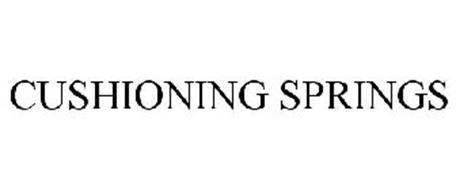CUSHIONING SPRINGS