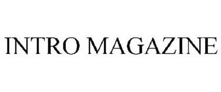 INTRO MAGAZINE